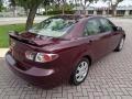 Mazda MAZDA6 i Sedan Dark Cherry Metallic photo #46