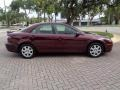 Mazda MAZDA6 i Sedan Dark Cherry Metallic photo #49