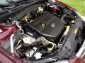 Mazda MAZDA6 i Sedan Dark Cherry Metallic photo #61
