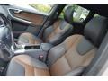 Volvo XC60 T5 Drive-E Seashell Metallic photo #15