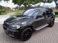 BMW X5 4.8i Jet Black photo #1