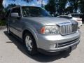 Lincoln Navigator Luxury Satellite Silver Metallic photo #1