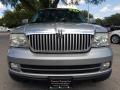 Lincoln Navigator Luxury Satellite Silver Metallic photo #8