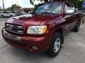 Toyota Tundra SR5 Access Cab Salsa Red Pearl photo #7