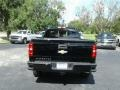 Chevrolet Silverado 1500 Custom Double Cab Black photo #4