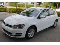 Volkswagen Golf 4 Door 1.8T S Pure White photo #4