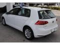 Volkswagen Golf 4 Door 1.8T S Pure White photo #6