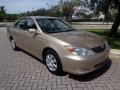 Toyota Camry LE Desert Sand Mica photo #23