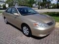 Toyota Camry LE Desert Sand Mica photo #27
