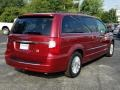 Chrysler Town & Country Touring - L Deep Cherry Red Crystal Pearl photo #5