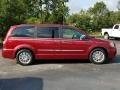 Chrysler Town & Country Touring - L Deep Cherry Red Crystal Pearl photo #6