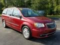 Chrysler Town & Country Touring - L Deep Cherry Red Crystal Pearl photo #7