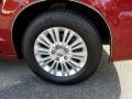 Chrysler Town & Country Touring - L Deep Cherry Red Crystal Pearl photo #21