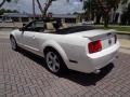 Ford Mustang V6 Premium Convertible Performance White photo #1