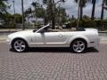 Ford Mustang V6 Premium Convertible Performance White photo #3