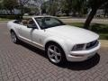 Ford Mustang V6 Premium Convertible Performance White photo #9