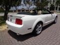 Ford Mustang V6 Premium Convertible Performance White photo #13