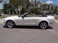 Ford Mustang V6 Premium Convertible Performance White photo #32
