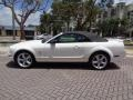 Ford Mustang V6 Premium Convertible Performance White photo #36