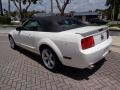 Ford Mustang V6 Premium Convertible Performance White photo #38