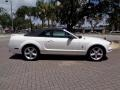 Ford Mustang V6 Premium Convertible Performance White photo #44