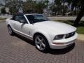 Ford Mustang V6 Premium Convertible Performance White photo #46