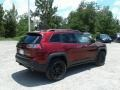 Jeep Cherokee Trailhawk 4x4 Velvet Red Pearl photo #5