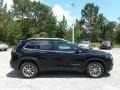 Jeep Cherokee Latitude Plus Diamond Black Crystal Pearl photo #6