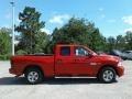 Ram 1500 Express Quad Cab Flame Red photo #6