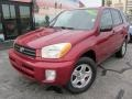 Toyota RAV4  Impulse Red photo #3