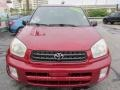 Toyota RAV4  Impulse Red photo #4