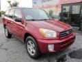 Toyota RAV4  Impulse Red photo #5