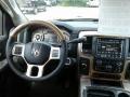 Ram 2500 Laramie Longhorn Mega Cab 4x4 Brilliant Black Crystal Pearl photo #13