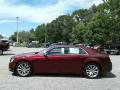 Chrysler 300 Touring Velvet Red Pearl photo #2