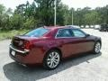 Chrysler 300 Touring Velvet Red Pearl photo #5
