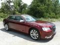Chrysler 300 Touring Velvet Red Pearl photo #7