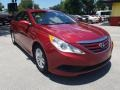 Hyundai Sonata GLS Venetian Red photo #1