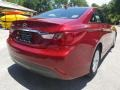 Hyundai Sonata GLS Venetian Red photo #3