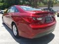 Hyundai Sonata GLS Venetian Red photo #5