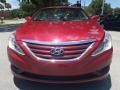 Hyundai Sonata GLS Venetian Red photo #8