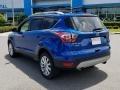 Ford Escape Titanium Lightning Blue photo #3