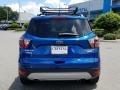 Ford Escape Titanium Lightning Blue photo #4