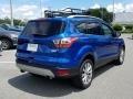Ford Escape Titanium Lightning Blue photo #5