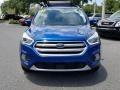 Ford Escape Titanium Lightning Blue photo #8