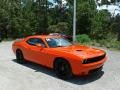 Dodge Challenger SXT Go Mango photo #7