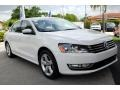 Volkswagen Passat Wolfsburg Edition Sedan Candy White photo #2