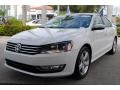 Volkswagen Passat Wolfsburg Edition Sedan Candy White photo #5