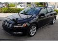 Volkswagen Passat Wolfsburg Edition Sedan Black photo #2
