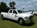 Ram 3500 Tradesman Crew Cab 4x4 Dual Rear Wheel Bright White photo #7