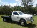 Ram 3500 Tradesman Regular Cab 4x4 Chassis Bright White photo #7